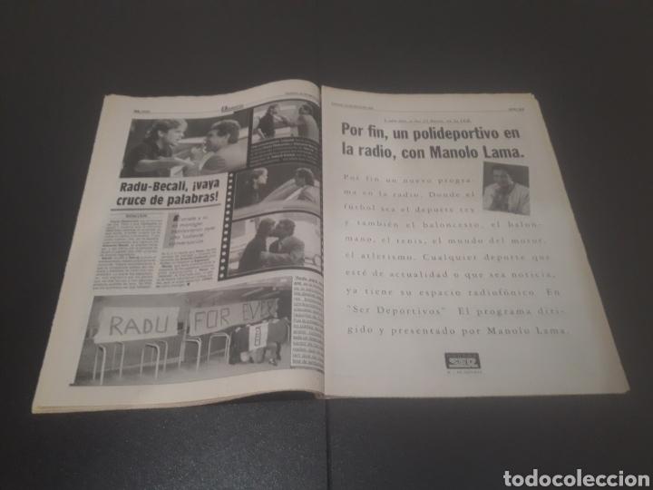 Coleccionismo deportivo: SPORT N° 5580. 20 DE MAYO 1995. - Foto 14 - 255940470