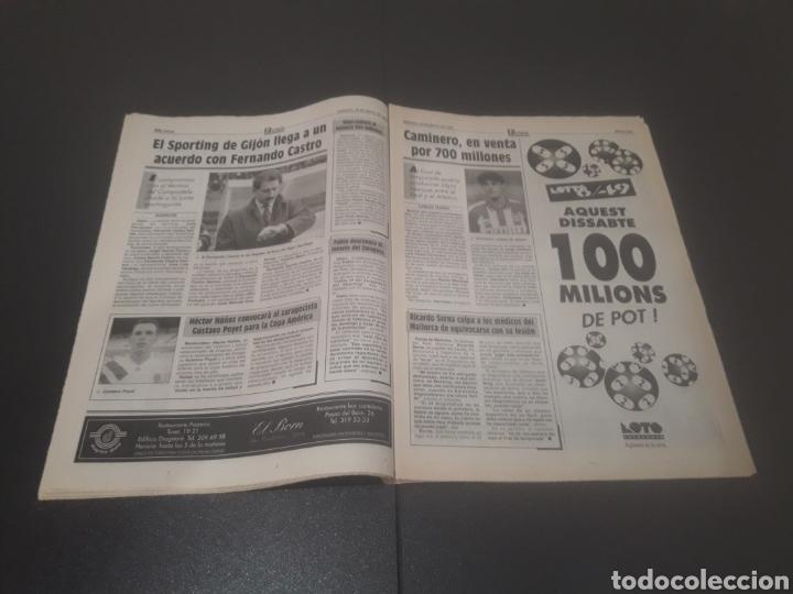 Coleccionismo deportivo: SPORT N° 5580. 20 DE MAYO 1995. - Foto 16 - 255940470