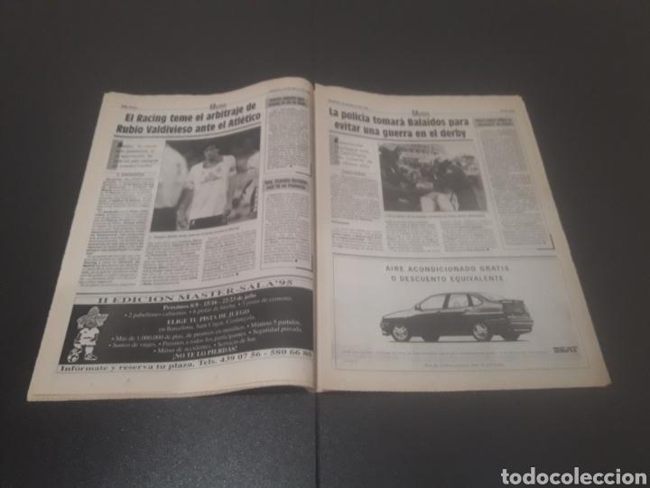 Coleccionismo deportivo: SPORT N° 5580. 20 DE MAYO 1995. - Foto 17 - 255940470