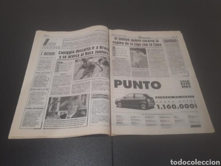 Coleccionismo deportivo: SPORT N° 5580. 20 DE MAYO 1995. - Foto 18 - 255940470