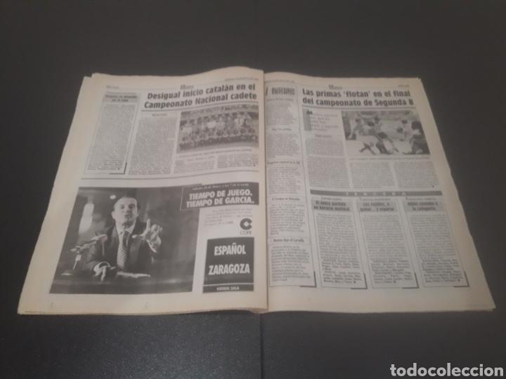 Coleccionismo deportivo: SPORT N° 5580. 20 DE MAYO 1995. - Foto 21 - 255940470