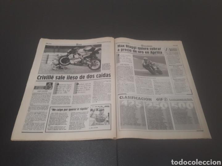 Coleccionismo deportivo: SPORT N° 5580. 20 DE MAYO 1995. - Foto 26 - 255940470