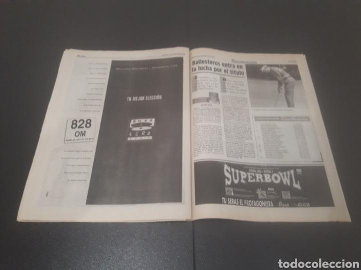 Coleccionismo deportivo: SPORT N° 5580. 20 DE MAYO 1995. - Foto 29 - 255940470