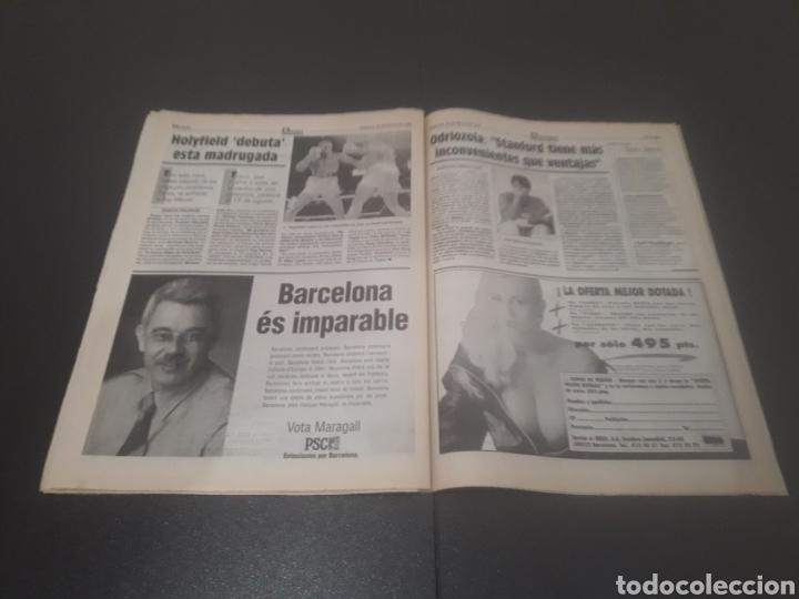 Coleccionismo deportivo: SPORT N° 5580. 20 DE MAYO 1995. - Foto 30 - 255940470