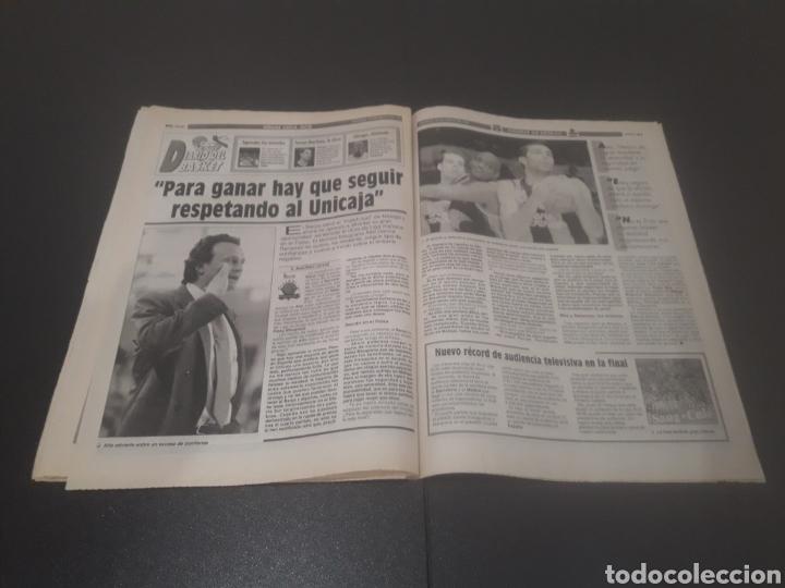 Coleccionismo deportivo: SPORT N° 5580. 20 DE MAYO 1995. - Foto 31 - 255940470