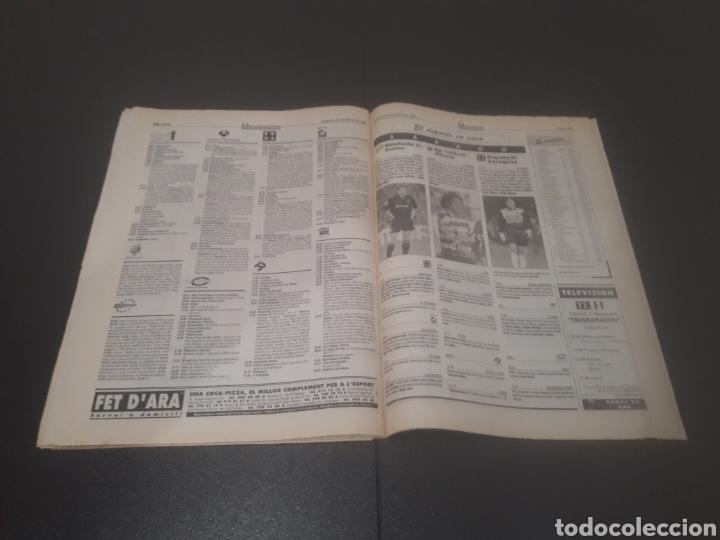 Coleccionismo deportivo: SPORT N° 5580. 20 DE MAYO 1995. - Foto 35 - 255940470
