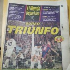 Coleccionismo deportivo: PERIÓDICO EL MUNDO DEPORTIVO.. Lote 255940605