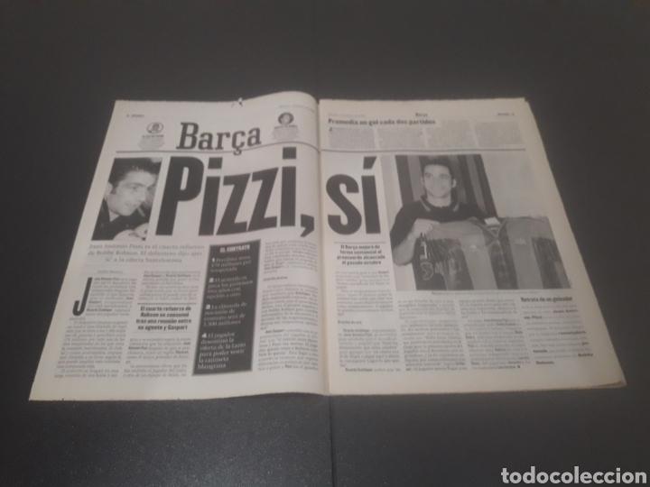 Coleccionismo deportivo: SPORT N° 5955. 1 DE JUNIO 1996. - Foto 2 - 255941545