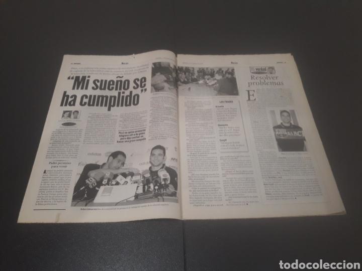 Coleccionismo deportivo: SPORT N° 5955. 1 DE JUNIO 1996. - Foto 3 - 255941545