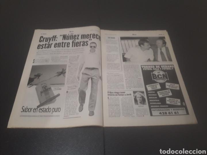 Coleccionismo deportivo: SPORT N° 5955. 1 DE JUNIO 1996. - Foto 5 - 255941545