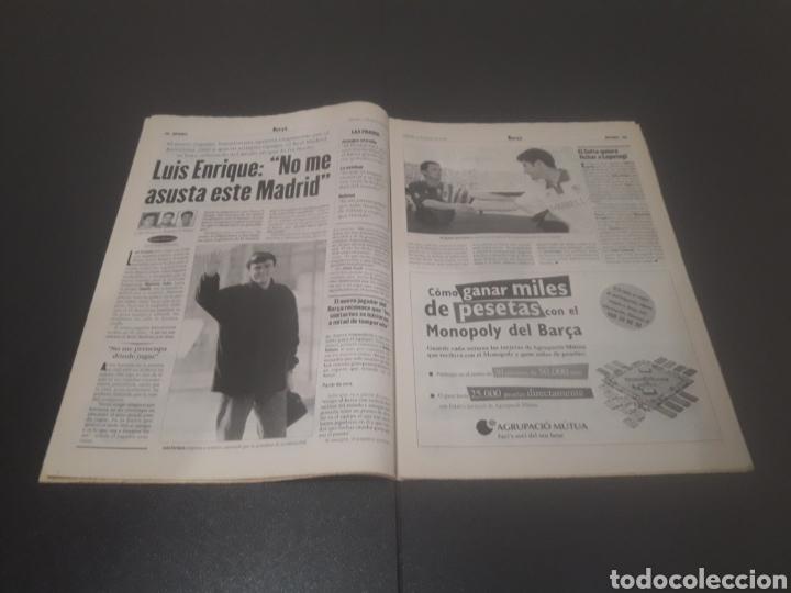 Coleccionismo deportivo: SPORT N° 5955. 1 DE JUNIO 1996. - Foto 7 - 255941545