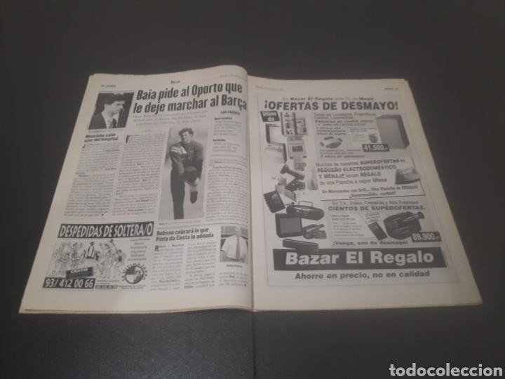 Coleccionismo deportivo: SPORT N° 5955. 1 DE JUNIO 1996. - Foto 8 - 255941545