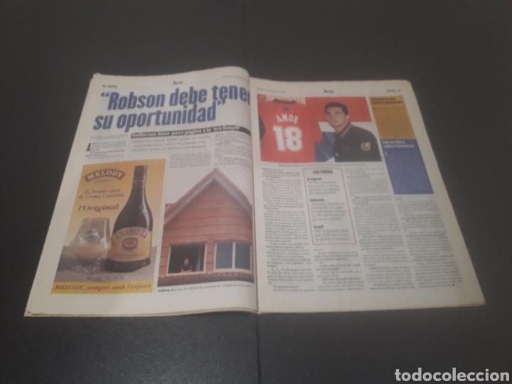 Coleccionismo deportivo: SPORT N° 5955. 1 DE JUNIO 1996. - Foto 9 - 255941545