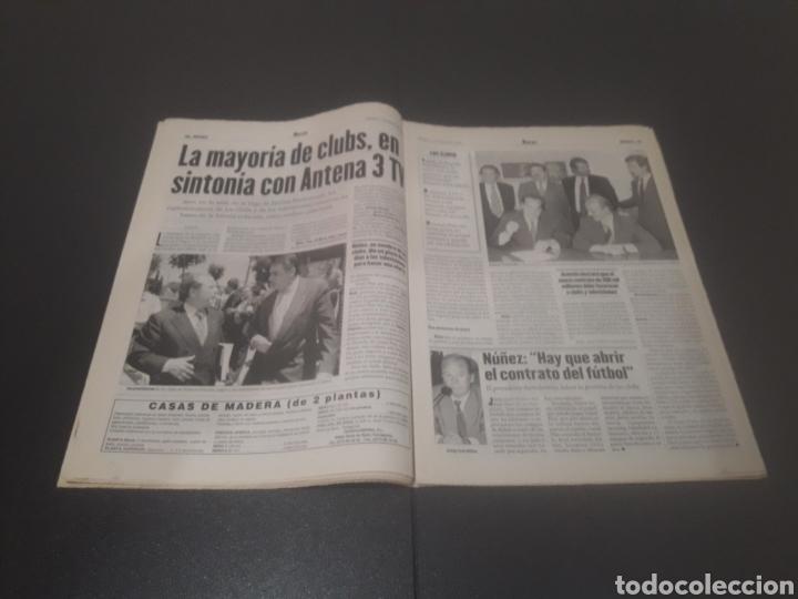 Coleccionismo deportivo: SPORT N° 5955. 1 DE JUNIO 1996. - Foto 10 - 255941545
