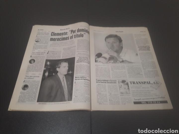 Coleccionismo deportivo: SPORT N° 5955. 1 DE JUNIO 1996. - Foto 12 - 255941545