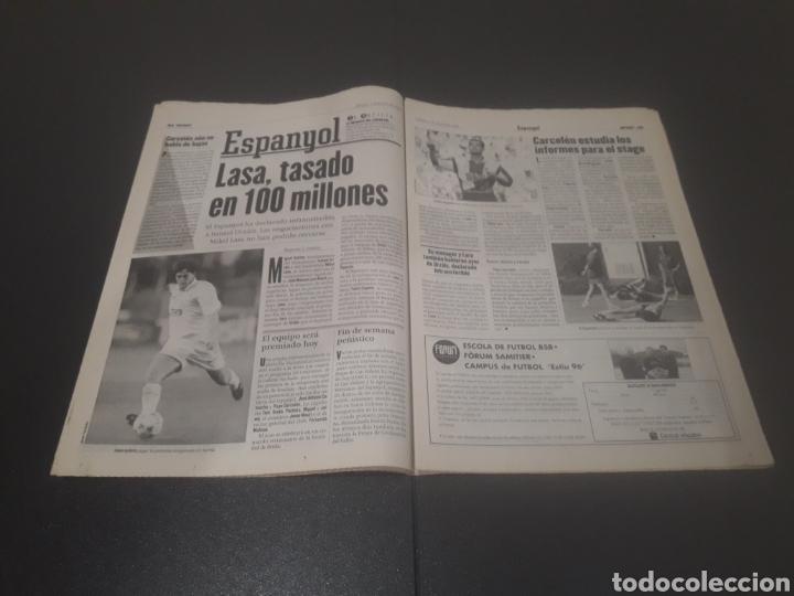 Coleccionismo deportivo: SPORT N° 5955. 1 DE JUNIO 1996. - Foto 13 - 255941545