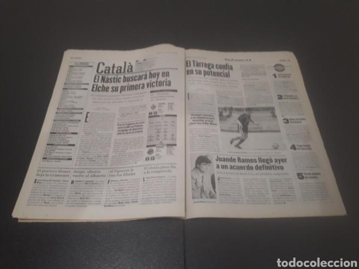 Coleccionismo deportivo: SPORT N° 5955. 1 DE JUNIO 1996. - Foto 18 - 255941545