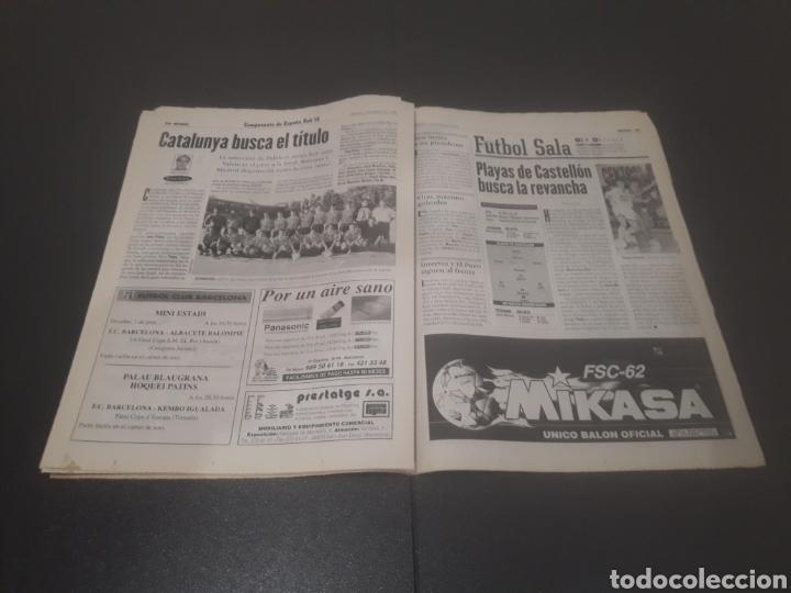 Coleccionismo deportivo: SPORT N° 5955. 1 DE JUNIO 1996. - Foto 19 - 255941545
