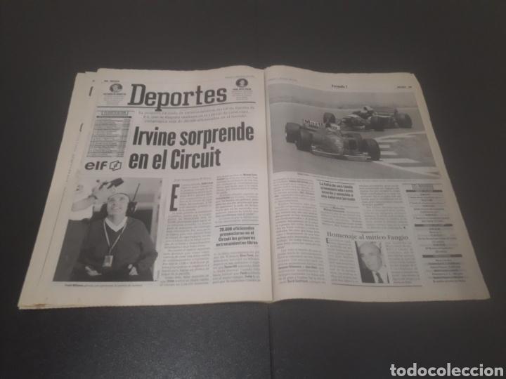 Coleccionismo deportivo: SPORT N° 5955. 1 DE JUNIO 1996. - Foto 20 - 255941545