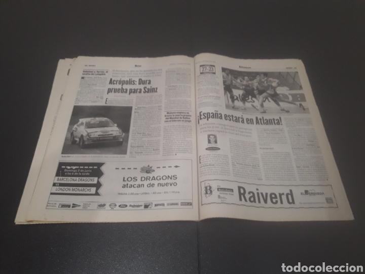 Coleccionismo deportivo: SPORT N° 5955. 1 DE JUNIO 1996. - Foto 22 - 255941545