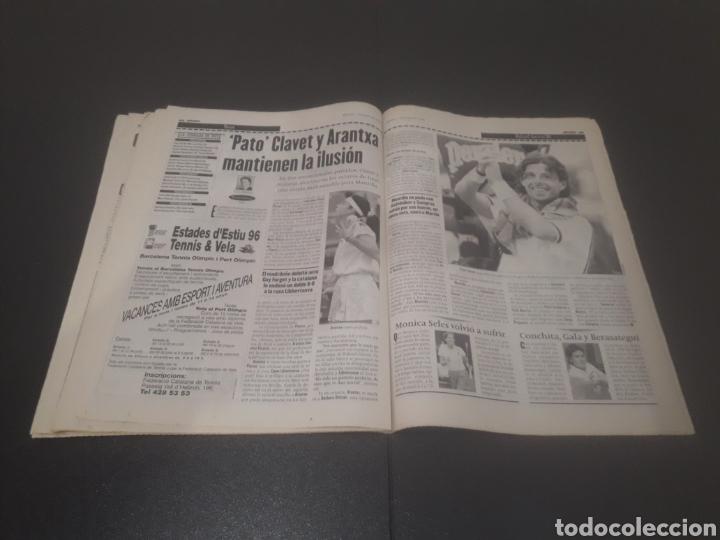 Coleccionismo deportivo: SPORT N° 5955. 1 DE JUNIO 1996. - Foto 23 - 255941545
