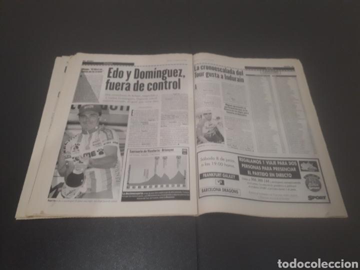 Coleccionismo deportivo: SPORT N° 5955. 1 DE JUNIO 1996. - Foto 26 - 255941545