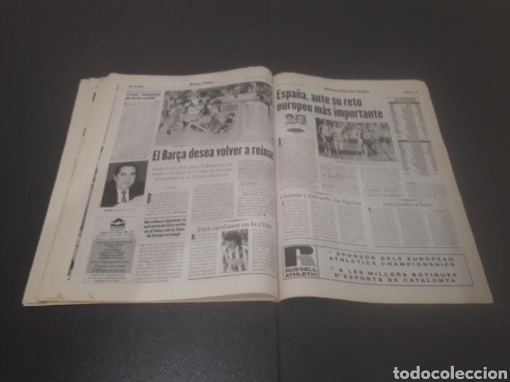 Coleccionismo deportivo: SPORT N° 5955. 1 DE JUNIO 1996. - Foto 27 - 255941545