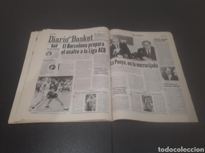 Coleccionismo deportivo: SPORT N° 5955. 1 DE JUNIO 1996. - Foto 28 - 255941545