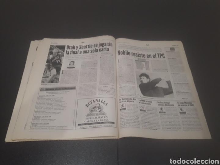 Coleccionismo deportivo: SPORT N° 5955. 1 DE JUNIO 1996. - Foto 29 - 255941545
