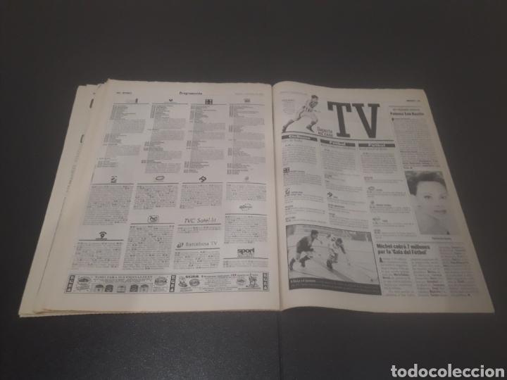 Coleccionismo deportivo: SPORT N° 5955. 1 DE JUNIO 1996. - Foto 31 - 255941545