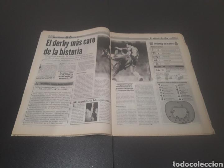 Coleccionismo deportivo: SPORT N° 6051. 5 DE SEPTIEMBRE 1996. - Foto 6 - 255943035