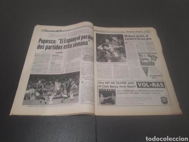 Coleccionismo deportivo: SPORT N° 6051. 5 DE SEPTIEMBRE 1996. - Foto 7 - 255943035