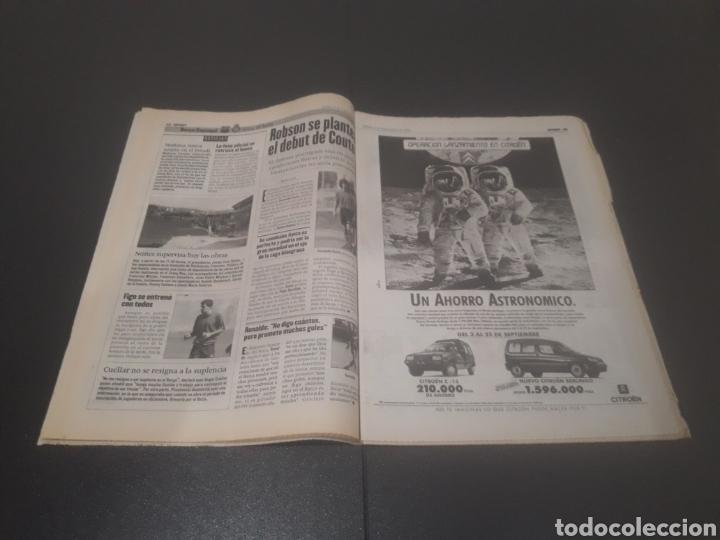 Coleccionismo deportivo: SPORT N° 6051. 5 DE SEPTIEMBRE 1996. - Foto 8 - 255943035