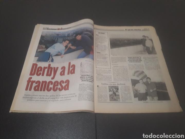 Coleccionismo deportivo: SPORT N° 6051. 5 DE SEPTIEMBRE 1996. - Foto 9 - 255943035