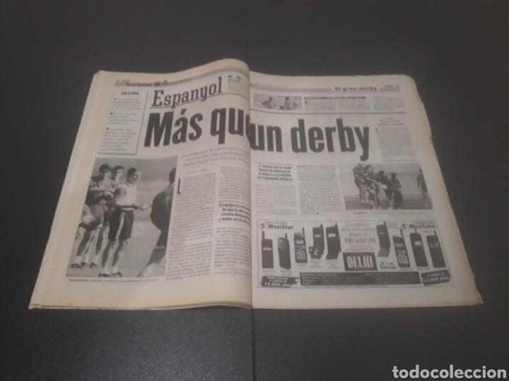 Coleccionismo deportivo: SPORT N° 6051. 5 DE SEPTIEMBRE 1996. - Foto 10 - 255943035