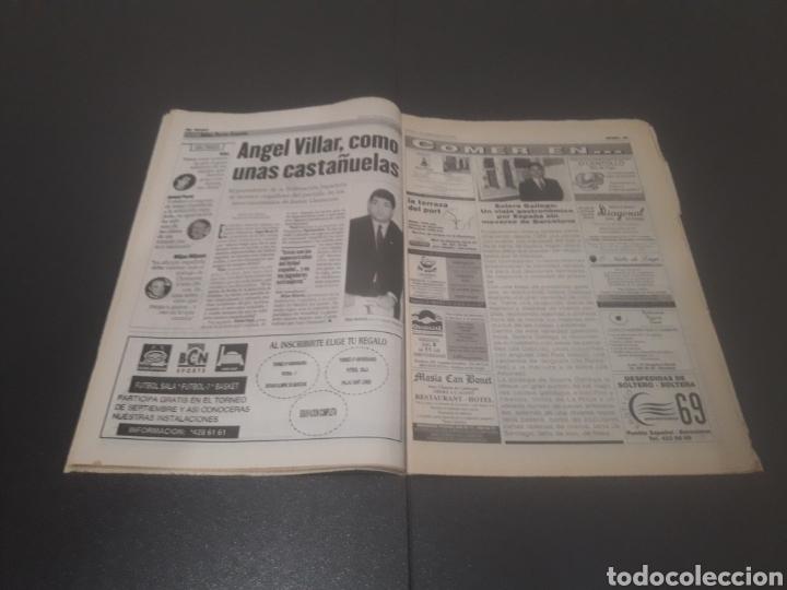 Coleccionismo deportivo: SPORT N° 6051. 5 DE SEPTIEMBRE 1996. - Foto 14 - 255943035