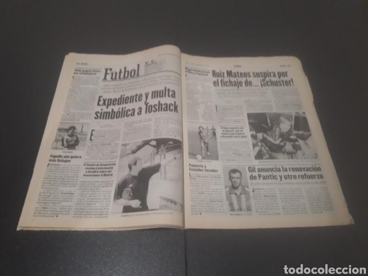 Coleccionismo deportivo: SPORT N° 6051. 5 DE SEPTIEMBRE 1996. - Foto 15 - 255943035