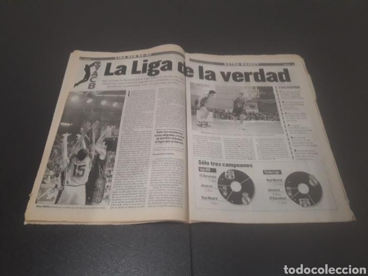 Coleccionismo deportivo: SPORT N° 6051. 5 DE SEPTIEMBRE 1996. - Foto 18 - 255943035