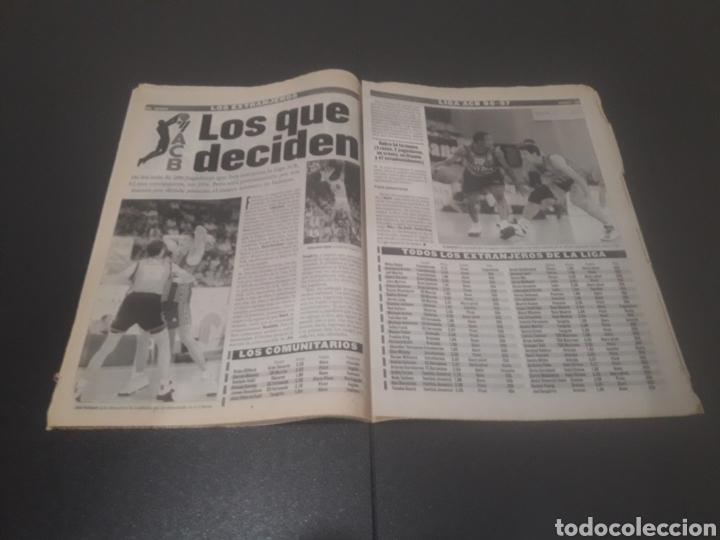 Coleccionismo deportivo: SPORT N° 6051. 5 DE SEPTIEMBRE 1996. - Foto 20 - 255943035