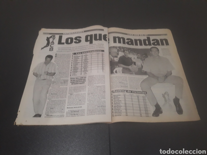 Coleccionismo deportivo: SPORT N° 6051. 5 DE SEPTIEMBRE 1996. - Foto 22 - 255943035