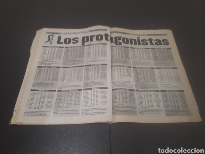 Coleccionismo deportivo: SPORT N° 6051. 5 DE SEPTIEMBRE 1996. - Foto 24 - 255943035