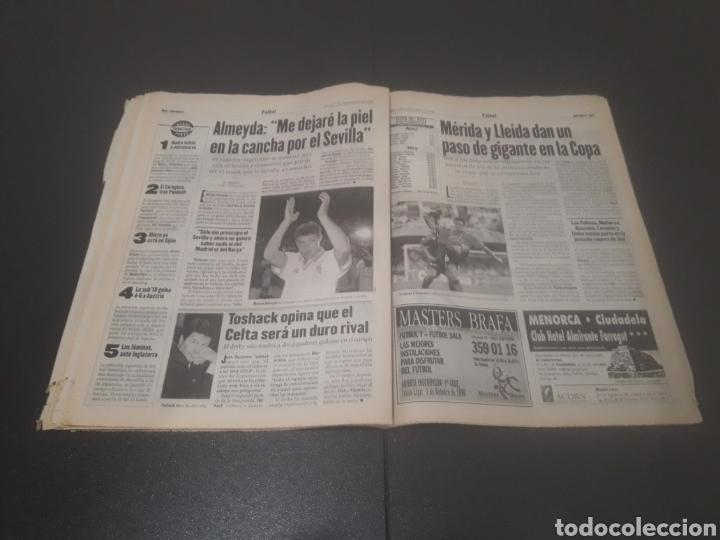 Coleccionismo deportivo: SPORT N° 6051. 5 DE SEPTIEMBRE 1996. - Foto 26 - 255943035