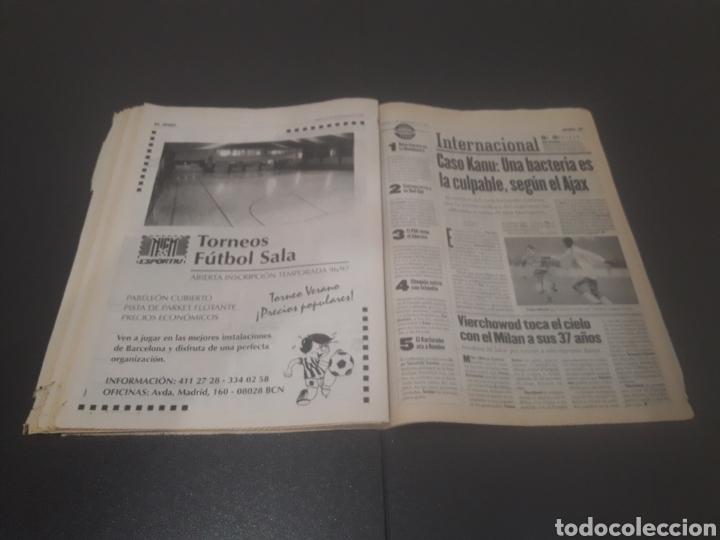 Coleccionismo deportivo: SPORT N° 6051. 5 DE SEPTIEMBRE 1996. - Foto 29 - 255943035
