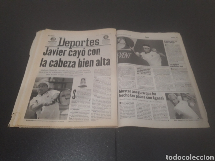 Coleccionismo deportivo: SPORT N° 6051. 5 DE SEPTIEMBRE 1996. - Foto 30 - 255943035