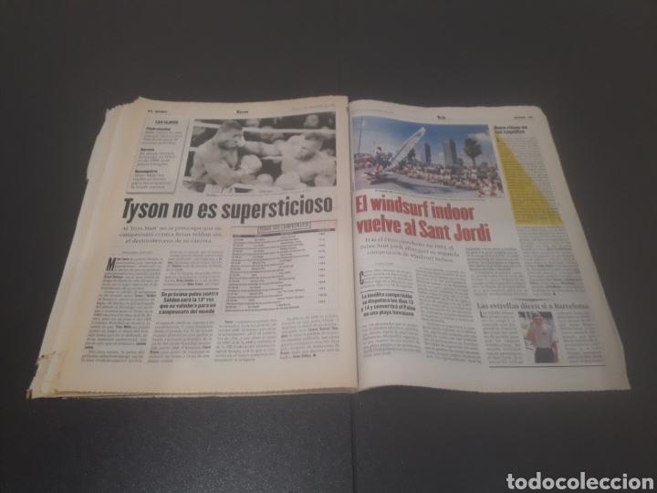 Coleccionismo deportivo: SPORT N° 6051. 5 DE SEPTIEMBRE 1996. - Foto 33 - 255943035