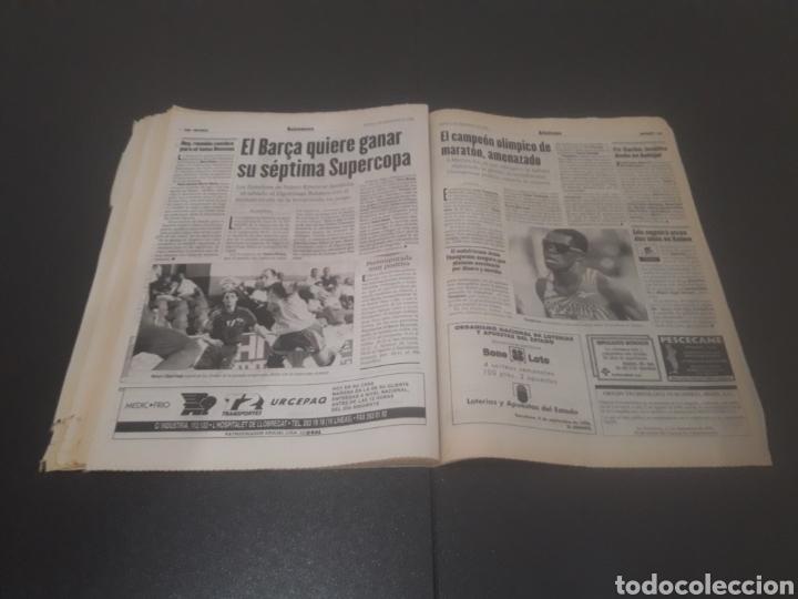 Coleccionismo deportivo: SPORT N° 6051. 5 DE SEPTIEMBRE 1996. - Foto 34 - 255943035