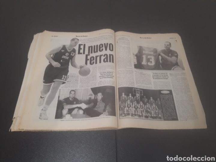 Coleccionismo deportivo: SPORT N° 6051. 5 DE SEPTIEMBRE 1996. - Foto 37 - 255943035