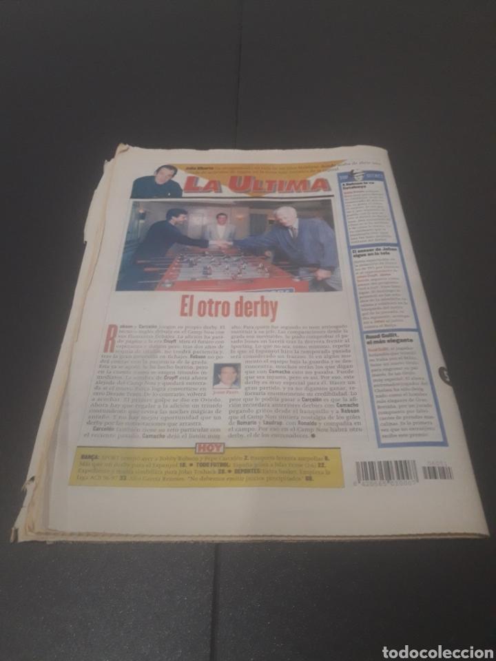 Coleccionismo deportivo: SPORT N° 6051. 5 DE SEPTIEMBRE 1996. - Foto 41 - 255943035