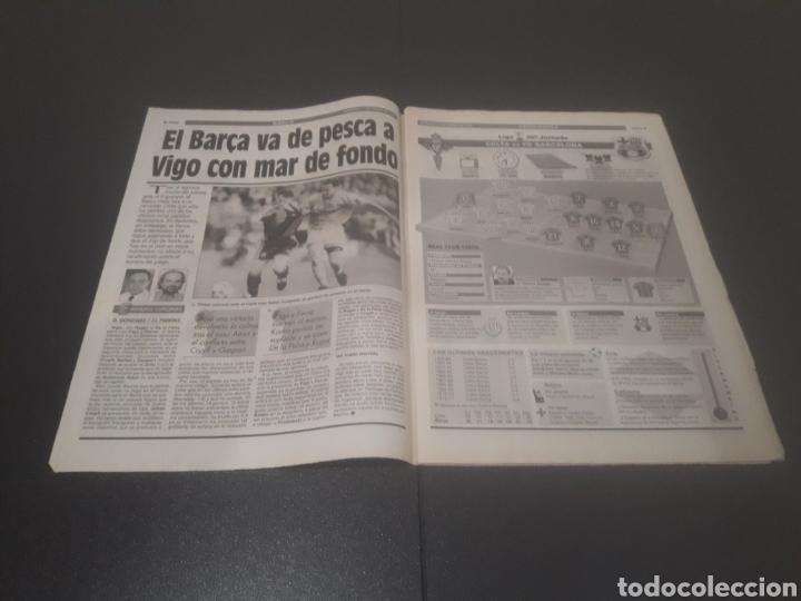 Coleccionismo deportivo: SPORT N° 5810. 7 DE ENERO 1996. - Foto 2 - 255944685