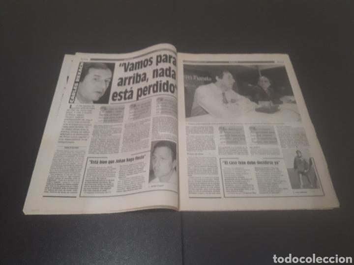 Coleccionismo deportivo: SPORT N° 5810. 7 DE ENERO 1996. - Foto 3 - 255944685
